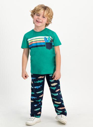 Roly Poly Pijama Takım Yeşil